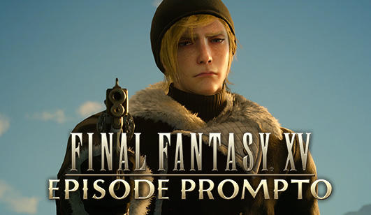 FINAL FANTASY XV EPISODE PROMPTO